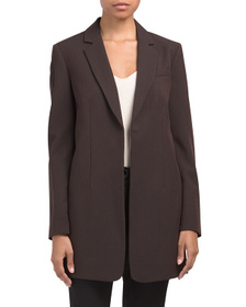 TAHARI BY ASL Notch Collar Topper