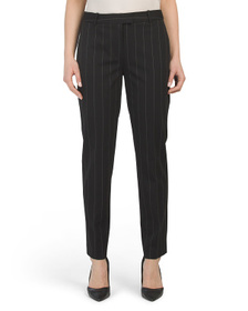 Side Seam Ankle Pants