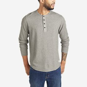 Men's Wild River Thermal Henley