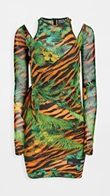 Versace Jeans Couture Double Layer Dress