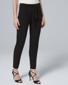 Soft Knit Tapered Pants