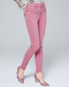 Sculpt High-Rise Skinny Ankle Jeans