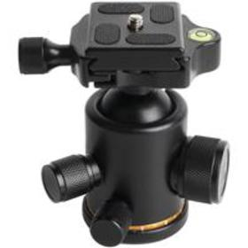 Came-TV 38mm Ball Head with Quick Release, Support