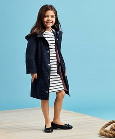 Brooks Brothers Girls Raincoat