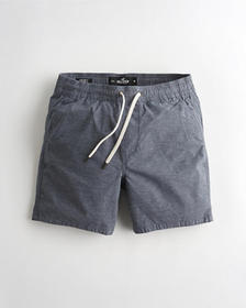 "Hollister Hollister Epic Flex Jogger Short 7"", NAV"