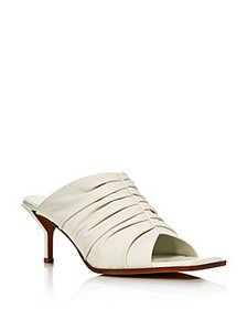 3.1 Phillip Lim - Women's Georgia Ruched Mule Sand