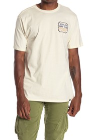 Hurley Premium Takeout Framed Graphic T-Shirt
