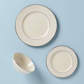 Lenox Pearl Innocence™ 3-piece Place Setting