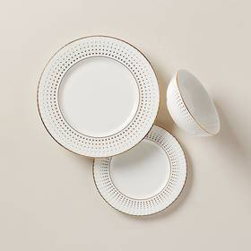 Lenox Golden Waterfall™ 3-piece Place Setting
