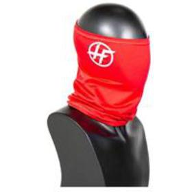 UV Shield Face Cover, Red