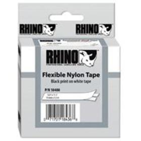Dymo 18488 1/2in x 11.5ft Flexible Nylon Labels