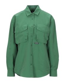 STUSSY - Solid color shirts & blouses