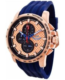 ISW Chronograph ISW-1003-04 Men's Watch