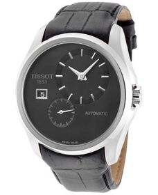 Tissot T-Classic Couturier Men's Automatic Watch T