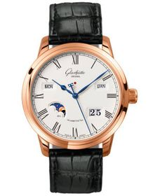 Glashutte Senator 100-02-22-05-05 Men's Watch