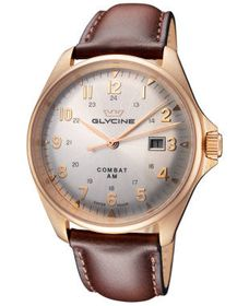 Glycine Combat 6 Classic Bronze Men's Automatic Wa