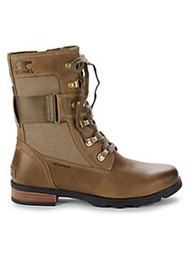 Sorel Emelie Leather Tall Boots