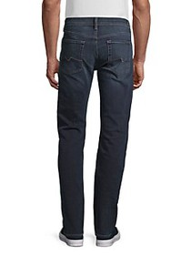 7 For All Mankind The Standard Standard-Fit Straig