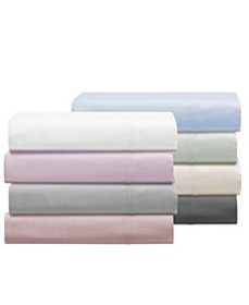 Aspen 1000 Thread Count Sateen 6-Pc. Solid Sheet S
