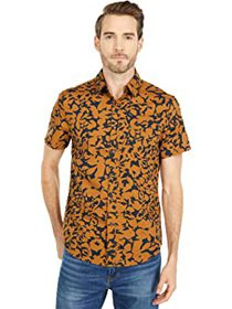 Dockers Supreme Flex Short Sleeve Button-Down Shir