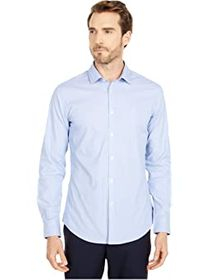 Dockers Long Sleeve Slim Fit Supreme Flex Poplin S