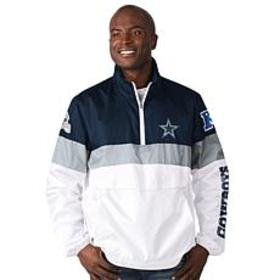 Officially Licensed NFL Men's No Huddle Packable J
