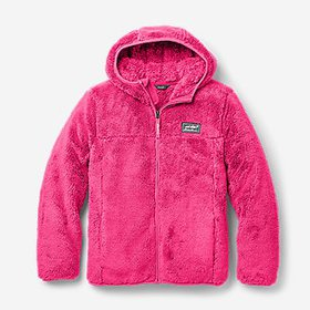 Kids' Quest Plush Fleece Hooded Jacket