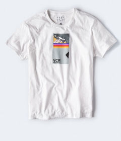 Aeropostale VCR And Chill Graphic Tee