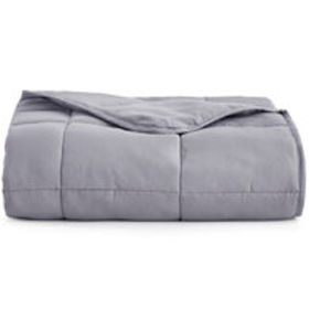 Sutton Home Fashions 12-lb. Weighted Blanket, Gray