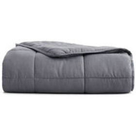 Sutton Home Fashions 12-lb. Weighted Blanket, Char