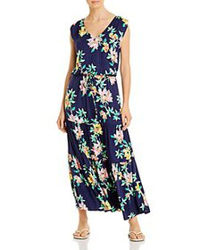 Tommy Bahama - Floral-Print Cover-Up Maxi Dress