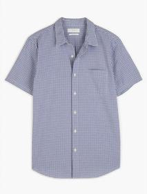 Lucky Brand Short Sleeve San Gabriel 1 Pocket