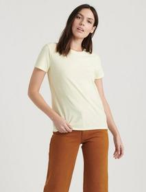 Lucky Brand Essential Crew Neck Tee