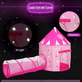 Kids Play Tent Princess Castle Play Tent with Noct on sale at Walmart