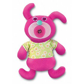 Mattel The Sing-A-Ma-Jigs - Hot Pink, The Sing-a-m