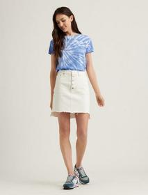 Lucky Brand Mid Rise Mini Skirt