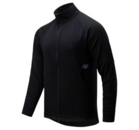 New balance Men's Q Speed Run Crew Jacket