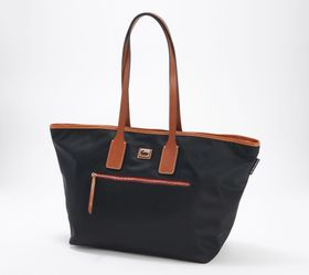 """As Is"" Dooney & Bourke Large Nylon Tote - A391458"