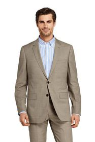Lands End Men's Tailored Fit Comfort First Year'ro