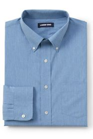 Lands End Men's Comfort First Shirt with CoolMax