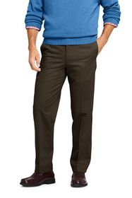 Lands End Men's Comfort Waist No Iron Chino Pants