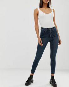 ASOS DESIGN 'Sculpt me' high waisted premium jeans
