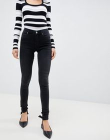 Oasis Jade Washed Black Skinny Jeans