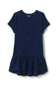 Lands End Girls Print Tunic Top