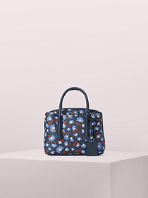 Kate Spade margaux party floral mini satchel