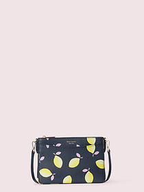 Kate Spade margaux lemons medium convertible cross