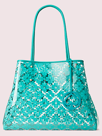 Kate Spade everything see-through large tote