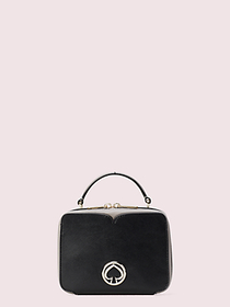 Kate Spade vanity mini top-handle bag