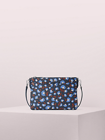 Kate Spade margaux party floral medium convertible