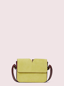 Kate Spade mystery suede small shoulder bag
